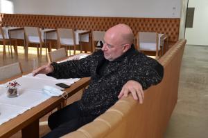 Direktor des Vorarlberg Museums: Andreas Rudigier (Foto: Karlheinz Pichler)